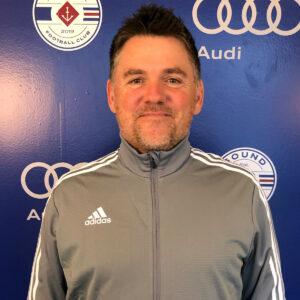 Sound FC - Director of Football Jason Farrel